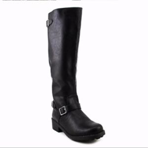 Women's Mossimo Kayce Black Boots